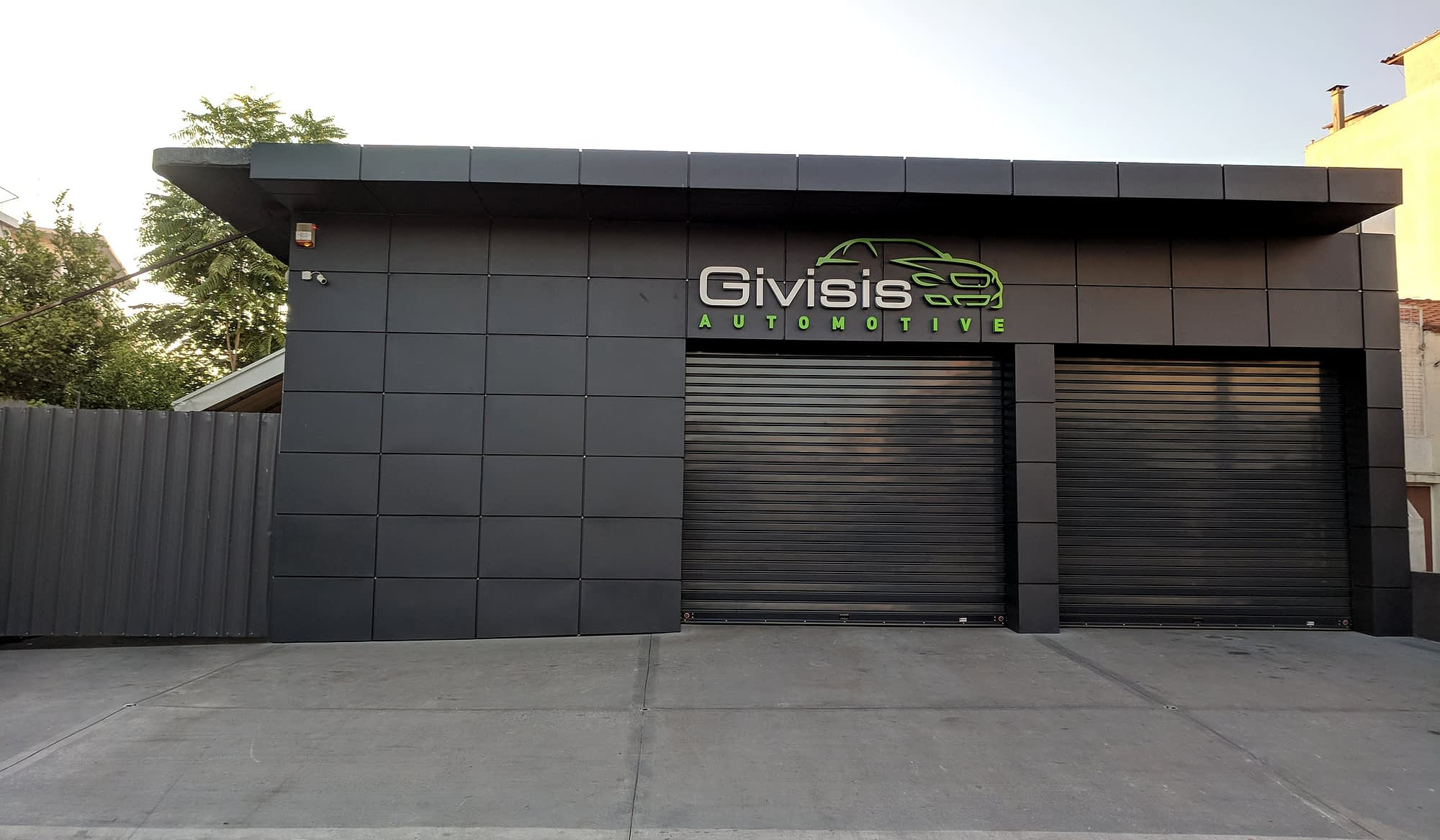 Givisis συνεργείο αυτοκινήτων